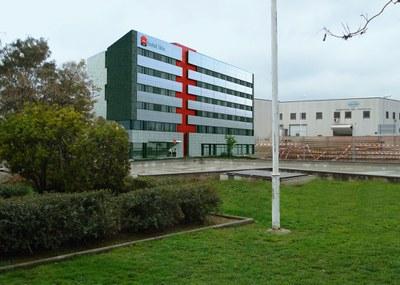 El futur Hotel Ibis de Ripollet tindrà 100 habitacions.