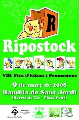 Tot a punt per la vuitena edició del Ripostock.