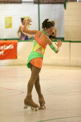 Cristina Pardo, primera a la preselecció cadet.