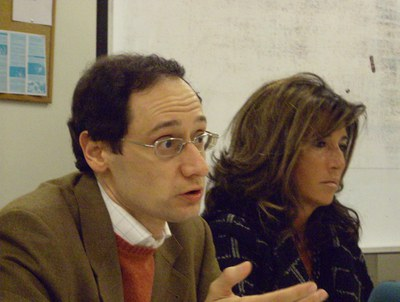 Pere Calviño presenta les propostes del PP sobre Polítiques d'Igualtat.