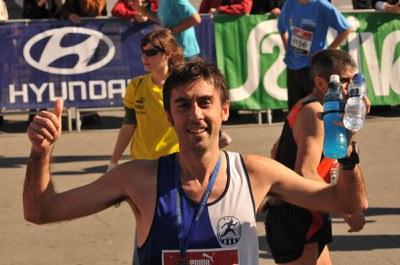 La RUA participa al Campionat d'Espanya per equips i la Marató de Barcelona .