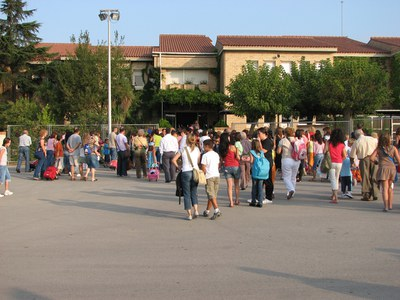 Comença el període de preinscripció escolar del curs 2008-2009.