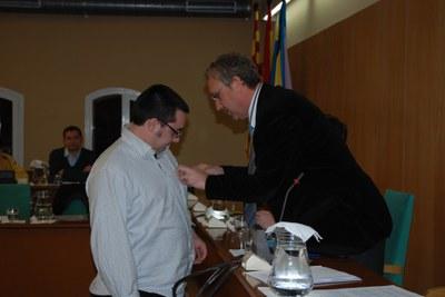 Acords del Ple Municipal del 27 de març.