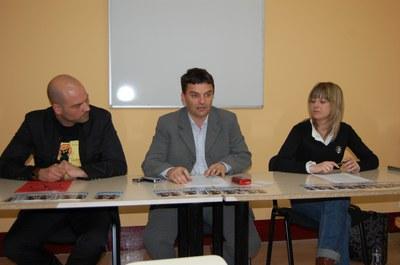 Es presenta la nova temporada d'Esport als Parcs de Ripollet.