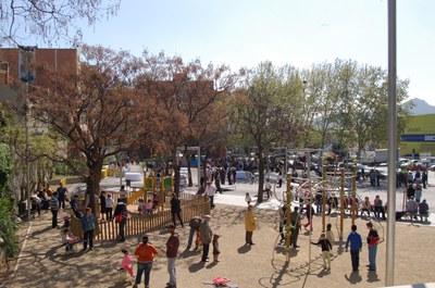 Inaugurat el Parc Ferran Ferré.