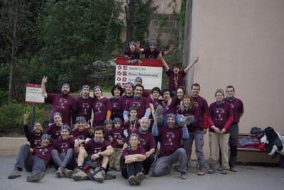 Inscripcions de la XXI Caminada Ripollet-Montserrat.