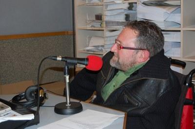 """Alberto Castro: """"Treballem perquè el ciutadà pugui fer gestions online""""."""
