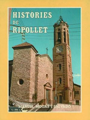 Ripollet Natura reeditarà Històries de Ripollet.