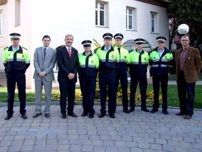 La Policia Local de Ripollet augmenta la plantilla.