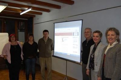 Convergència Democràtica a Ripollet presenta la seva nova web.