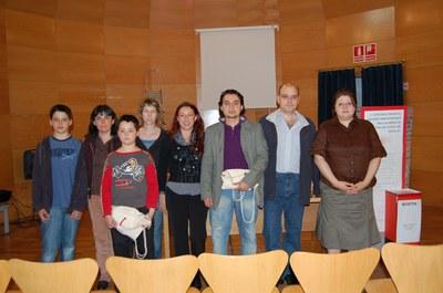 Atorgats els premis del primer concurs d'anuncis de l'Oficina de Català de Ripollet.