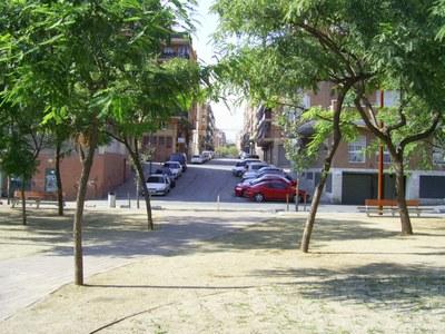El PP demana més papereres i bancs al Parc de Maria Regordosa.