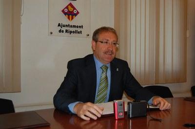 Prèvia de sessió ordinària del Ple Municipal del 24 d'abril de 2008.