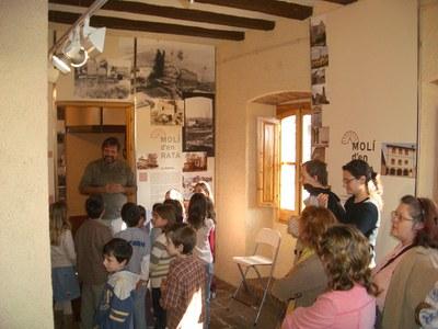Dos tallers per a tota la família al Molí d'en Rata.