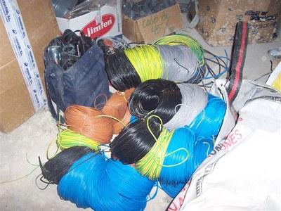 Detinguda una persona a Ripollet per robar material elèctric a la rambla de Sant Jordi.