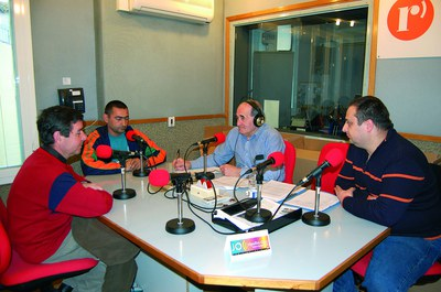 Entrevista: El derbi: AD Esdila 2 - PD Pajaril 3.