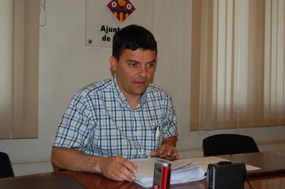 Acords de la Junta de Govern Local del 30 d'abril de 2008.