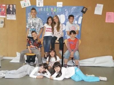 La secció infantil del grup La Careta obre la preinscripció pel nou curs.