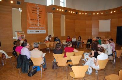 El Pla d'Entorn de Ripollet celebra la primera jornada de reflexió.