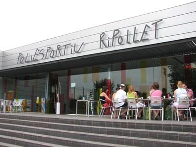 Jornada de portes obertes al Poliesportiu municipal.
