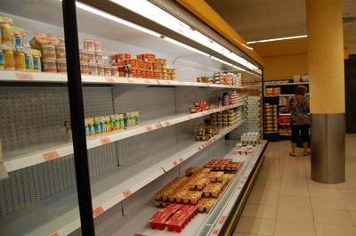 Millora la situació de subministrament de productes frescos a Ripollet.