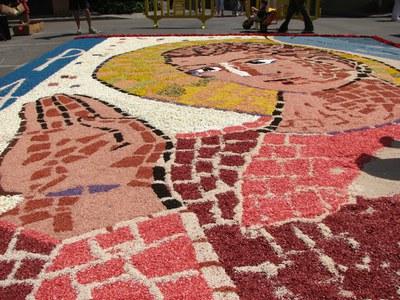 Cultura i Tradició reunirà aquest diumenge a Ripollet uns 200 catifaries de 8 pobles.
