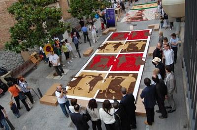 Gran èxit de la IV Trobada de Catifaires de Catalunya a Ripollet.