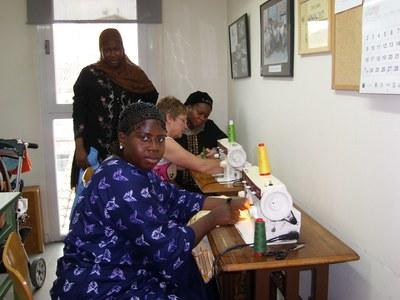 Finalitza amb satisfacció un curs de la regidoria de Polítiques d'Igualtat per a dones africanes.