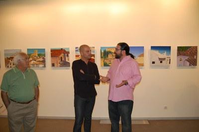 El Centre Cultural presenta dues noves mostres dels tallers de pintura i tèxtil.