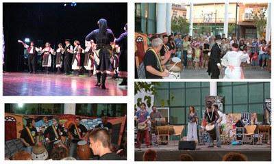 Dansa i música tradicional aquest juliol a Ripollet.