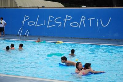 S'inicia l'Escola Esportiva d'Estiu .
