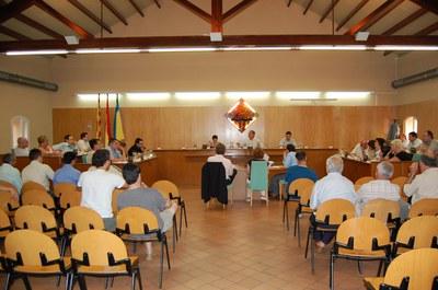 Ple Municipal del 26 de juny de 2008S'aproven les bases per les ajudes dels llibres de text.
