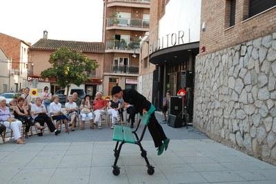 L'Associació d'Espectadors clou la 14a temporada amb un espectacle al carrer.