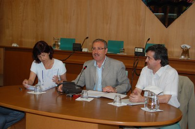 Acords de la Comissió Gestora de la Mancomunitat Intermunicipal de Cerdanyola, Ripollet i Montcada.