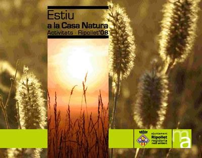 La Casa de Natura continua amb l'Agenda d'Estiu després d'un bon curs.