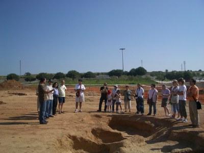Valoració positiva de les visites al jaciment arqueològic.