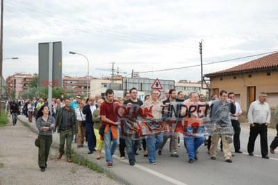 El Compromís per Ripollet crida a la participació de la manifestació el dia 10 de juliol.