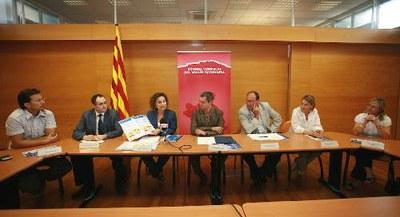 La comarca compta amb una eina pionera per millorar l'atenció sanitària als nouvinguts.