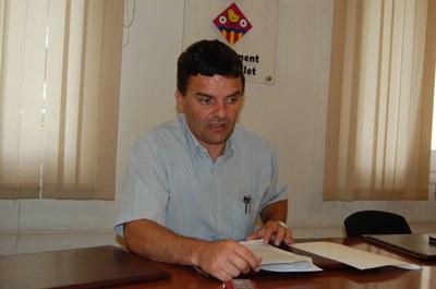 Acords de la Junta de Govern Local del 9 de juliol de 2008.