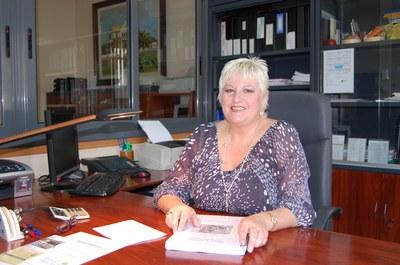 Entrevista a Rosa Espàrrach, regidora d'Ocupació i presidenta del PMO.
