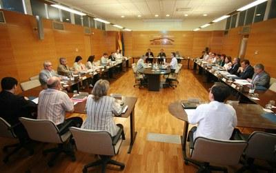Alcaldes i alcaldesses del Vallès Occidental demanen millors infraestructures per la comarca.