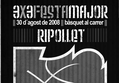 Participa al 'Bàsquet al Carrer 3x3' per Festa Major..