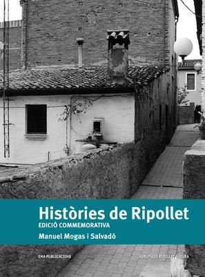 Reeditat el llibre Històries de Ripollet.