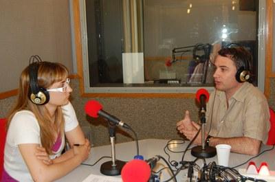 Primer aniversari de l'Info de Ripollet Ràdio.