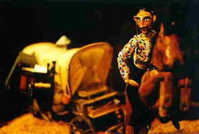 FESTA MAJOR 2008: Els contes ètnics de Teia Moner.