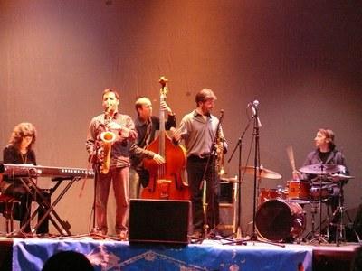 FESTA MAJOR 2008: Jazz amb De Diego Brothers i Bonrotllistes.