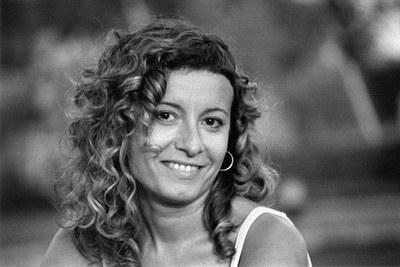 FESTA MAJOR 2008: Carme Cuesta i l'himne de Ripollet.