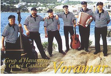 FESTA MAJOR 2008: Havaneres amb Voramar.