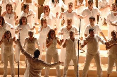 FESTA MAJOR 2008: The Gospel Xperience a Ripollet .