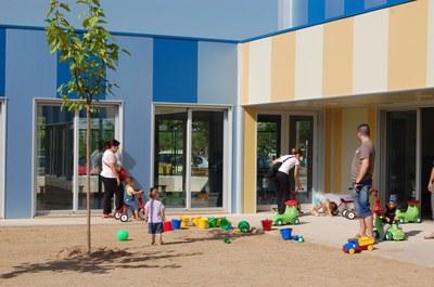 La Llar d'Infants Municipal La Verema obre portes.